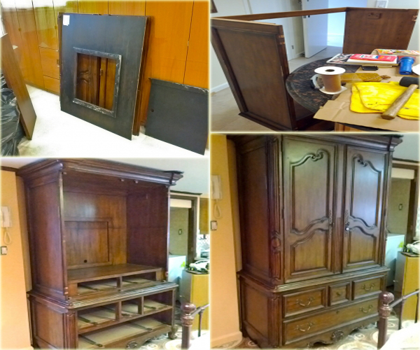 disassemble-armoire